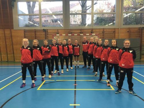2018 HSG-Nordwest Juniorinennen 2018-11-18