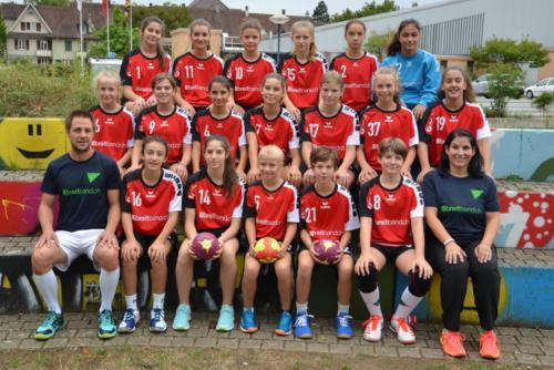 2018 Handball Juniorinnen U14 Elite