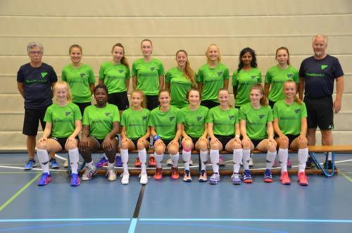 2018 Handball Juniorinnen U16 Elite Einlaufdress