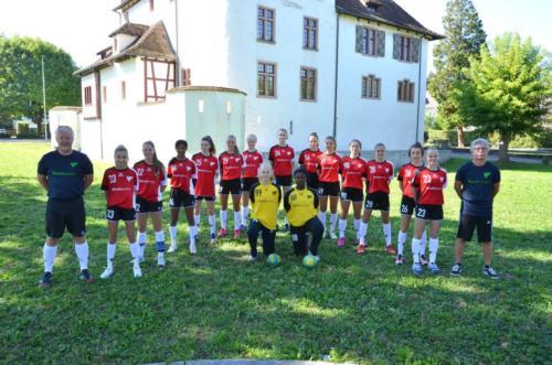 2018 Handball Juniorinnen U16 Elite