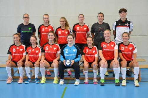 2018 Handball Juniorinnen U16 Inter