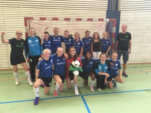 2018 Juniorinnen U16 Inter 2018-09-09
