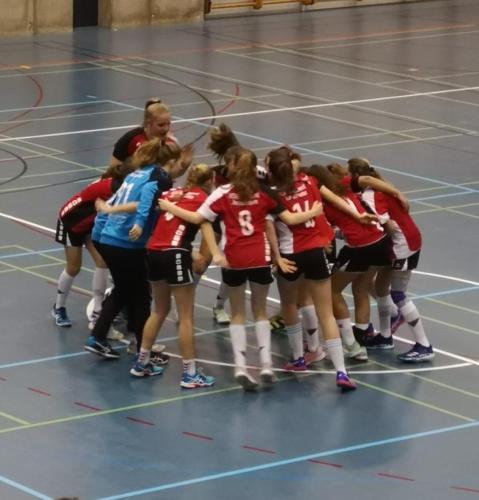 2018 Juniorinnen U16 Inter 9.12.2018